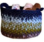 Selway Crochet Basket