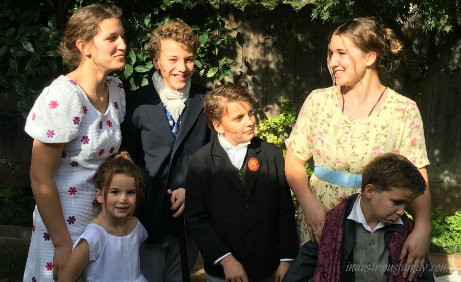 Jane Austen Birthday Party