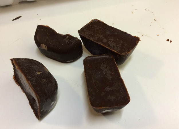 Icecube Chocolate Bars