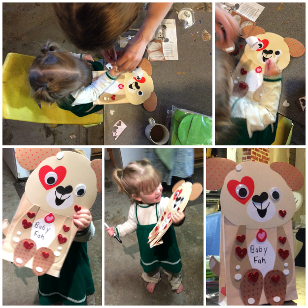 Family Fun With Valentine Crafts