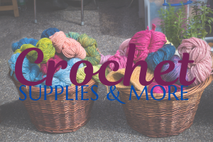 Crochet Supplies