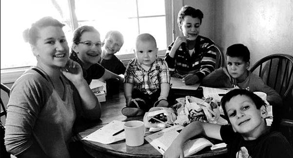 Catholic homeschooling