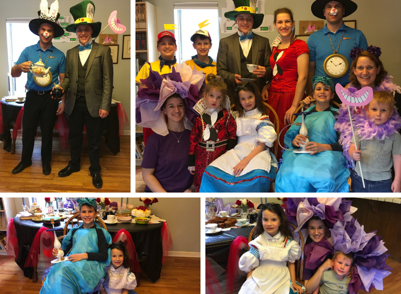 Wonderland Costume Party
