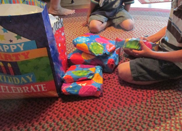 Present Unwrapping