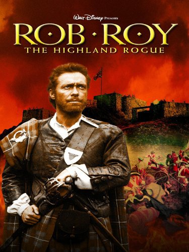 Disneys Rob Roy Poster