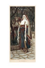 Magnificat by Tissot