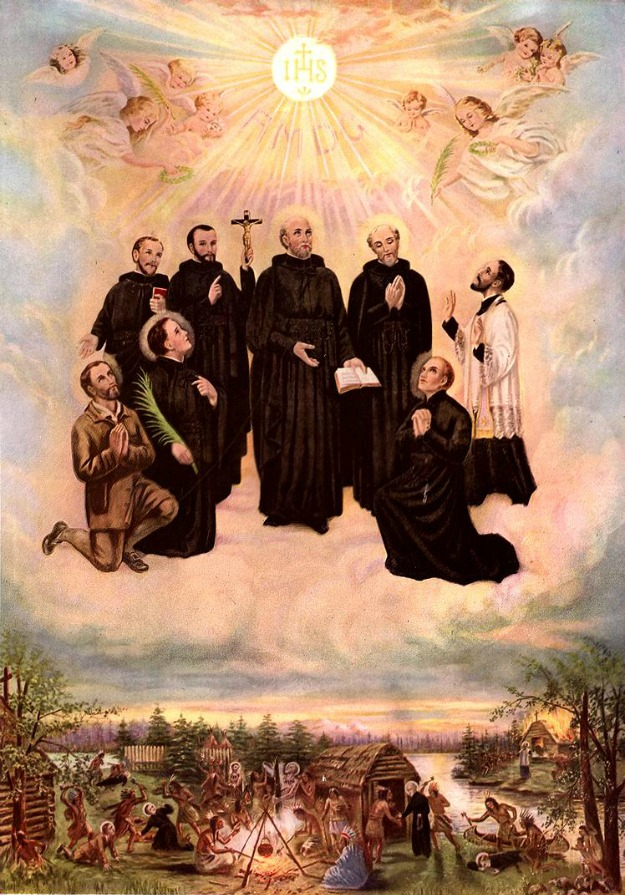 Jesuit Martyrs Of North America