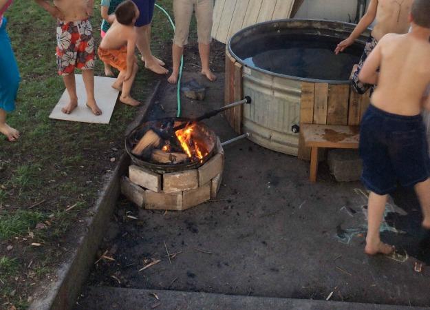 DIY Hot Tub