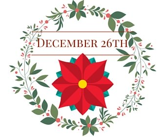 December 26th